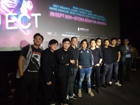 Project X Hadirkan Noah dan Yovie and His Friends