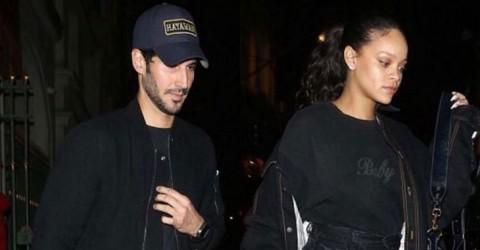 Rihanna Ajak Pacar Makan Malam dengan Ibunya