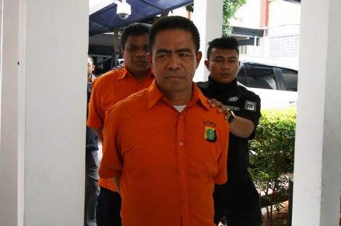 Ditangkap Terkait Kasus Narkoba, Umar Kei Minta Maaf