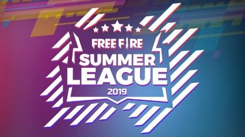 Grand Final Free Fire Summer League 2019 Tampilkan 12 Tim