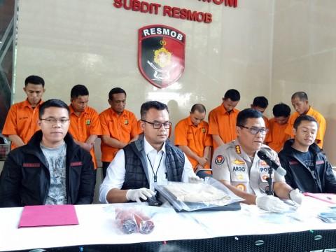 Polisi Tangkap Penipu Berkedok Panitera MA