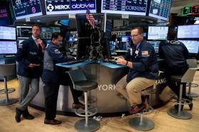Pelemahan di Wall Street Mereda