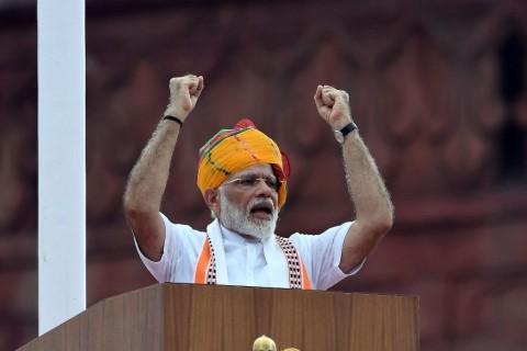 India Hapus Status Kashmir untuk Kemakmuran