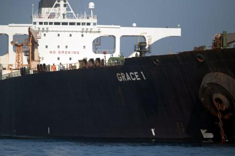 Kapal Tanker Iran Dibebaskan oleh Inggris