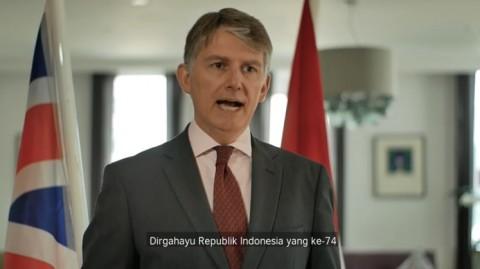 Kekaguman Dubes Inggris Melihat Kemajuan Indonesia