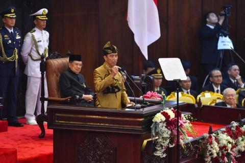 Lagi-lagi Jokowi Singgung Keterampilan Vokasi SDM RI