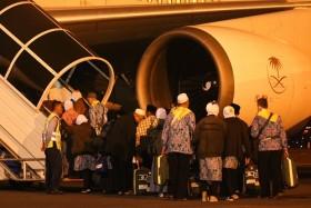 Pemulangan Jemaah Haji Gelombang Pertama Dijadwal Besok