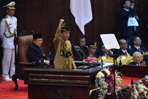 Jokowi: Lembaga Pendidikan Perlu Pembenahan Besar-besaran