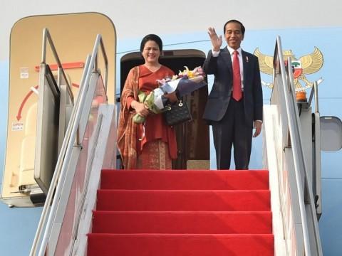 Jokowi Assures Indonesia Will Never Go 'Extinct'