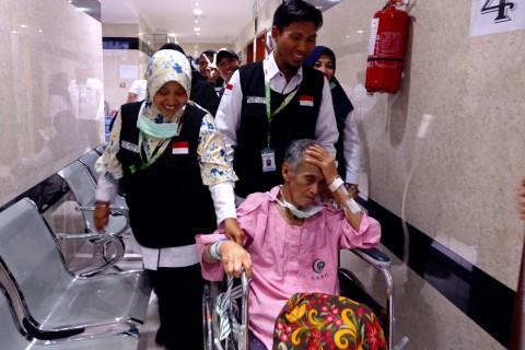 187 Haji Pulang Lebih Awal Karena Sakit