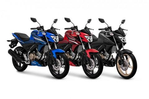 Warna Baru New Yamaha Vixion dan CB150, Cuma Facelift Tampilan