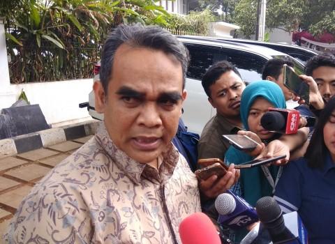 Gerindra Irit Bicara Prabowo Absen Sidang MPR