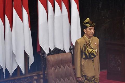 Cara Jokowi Hadapi Dinamika Ekonomi Global yang Bergejolak