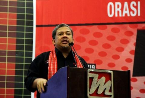 Fahri Hamzah Tak Setuju Ibu Kota Dipindah