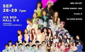 Daftar Lengkap Penampil Super K-Pop Festival 2019