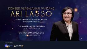 Ari Lasso Gandeng Andra and The Backbone dan BCL di Konser Perjalanan Panjang
