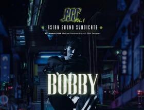 Bobby Ikon Meriahkan Asian Sound Syndicate Vol. 1