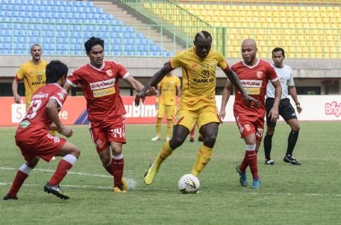 Perseru Badak Lampung Permalukan Bhayangkara FC