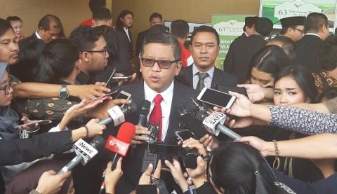 PDIP Jamin Amendemen Terbatas Tak Sentuh Pilpres