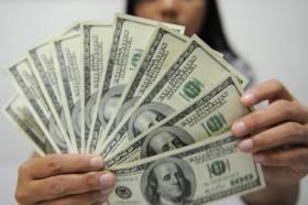 Dolar AS Pamer Kekuatan
