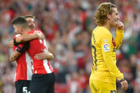 Gol Spektakuler Aritz Aduriz Bawa Bilbao Tekuk Barca