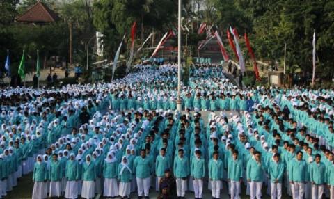 'Student Vaganza' UNS Raih Rekor Indonesia Leprid