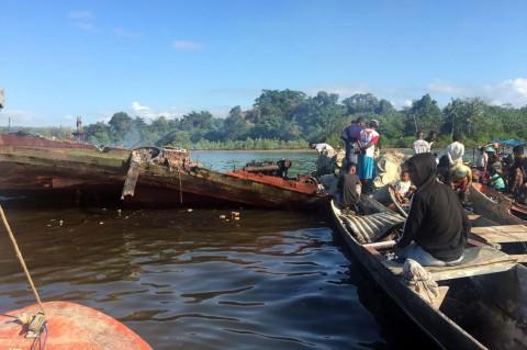 Kebakaran Kapal di Konawe Tewaskan 7 Orang