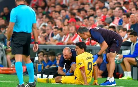 Kabar Buruk Suarez untuk Barcelona