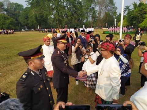 Satnarkoba Polres Jakarta Barat Raih Penghargaan Menristekdikti