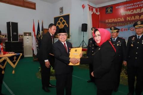 66 persen Narapidana di Jatim mendapat Remisi Kemerdekaan