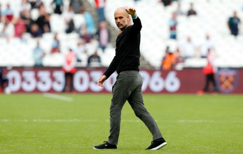 Respek Guardiola kepada Tottenham