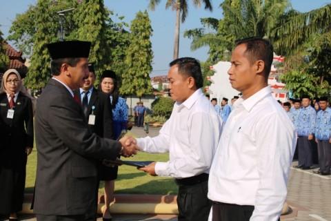 143 Warga Binaan Rutan Jepara Terima Remisi