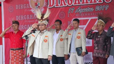 Cak Nanto Menekankan Pentingnya Persatuan dan Kesatuan