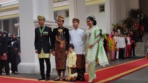 AHY Sampaikan Pesan SBY ke Jokowi