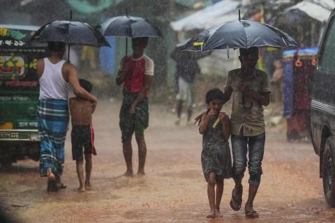 Repatriasi Rohingya Dimulai Pekan Depan