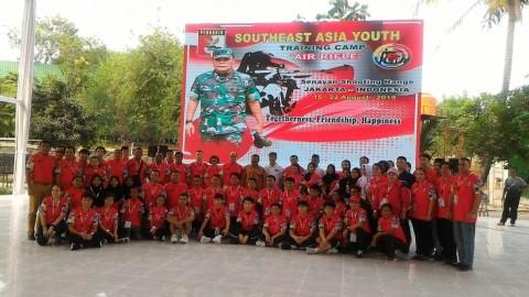 Youth Training Camp Diikuti 9 Negara