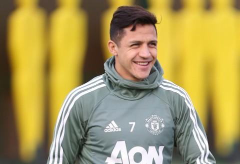 Alexis Sanchez Merapat ke Inter Milan?