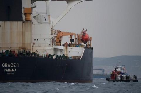 Tanker Iran Siap Tinggalkan Gibraltar Kendati Ditekan AS