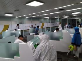 Ditjen Imigrasi Siapkan Jalur Khusus Jemaah Haji