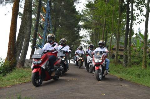 Touring Kemerdekaan JMC, Jalin Semangat Solidaritas