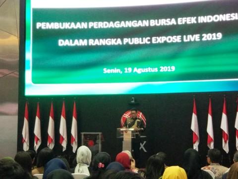 42 Emiten Gelar <i>Public Expose Live</i> 2019