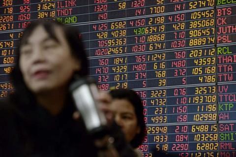Lepas dari Tekanan Wall Street, Bursa Asia Mulai Cerah