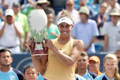 Madison Keys Rebut Gelar Cincinnati Open 2019