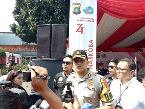 Polres Jakarta Barat Bongkar Empat Pabrik Sabu