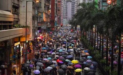 Sempat Tenang, Hong Kong Bersiap untuk Protes Lanjutan