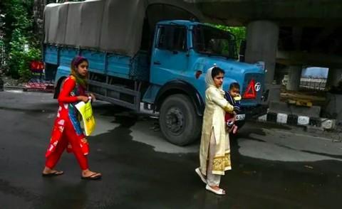 8 Orang Terluka dalam Protes, Kashmir Kembali Diperketat