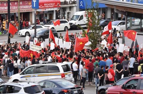 Tiongkok Minta Kanada Berhenti Campuri Urusan Hong Kong