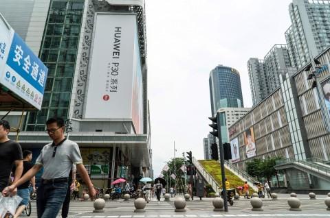 Tiongkok Ingin Jadikan Shenzhen Lebih Indah dari Hong Kong