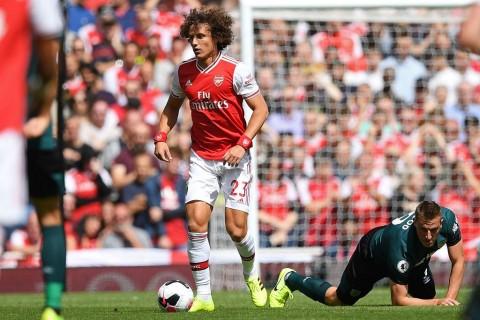 Tidak Sejalan dengan Lampard, Penyebab David Luiz Hengkang