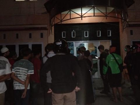 Asrama Papua di Makassar Diserang Orang Tak Dikenal